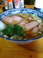 「チャーシュー麺」@麺処 ごんたの写真