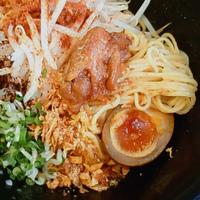 「鶏和え麺 1玉 (750円)」@TOKYO 鶏そば TOMOの写真