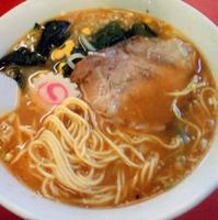 「ラーメン 味噌 (550円)」@ラーメン専科 とらの子 2号店の写真