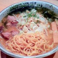 「味噌らーめん (800円)」@つじ田 味噌の章の写真