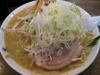 「味噌ラーメン(野菜増し)700円」@こってりらーめん 誉の写真