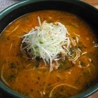「坦坦麺(辛味噌)」@China Voyagerの写真