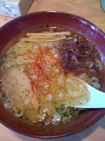 「塩らーめん¥600」@麺屋 ゆぶきの写真