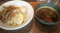 「つけ麺+味玉+メンマ」@麺屋いわ田の写真