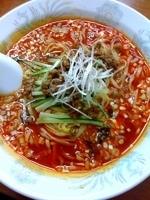 「冷やしタンタン麺¥780」@中華園の写真