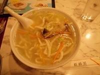 「什錦魚麺」@麒麟館の写真