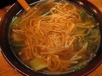 「醤油ラーメン700円」@中国杭州家庭料理 宝々の写真