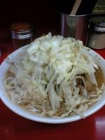 「小豚ラーメン:750円」@ラーメン二郎 桜台駅前店の写真