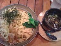 「つけ麺¥880」@麺屋 空海 ヴィーナスフォート店の写真