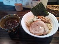 「つけ麺(800円)」@奉仕丸の写真