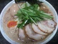 「特製中華そば」@つけ麺 中華そば 渕の写真