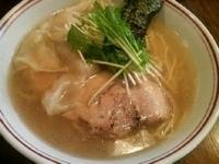 「海老わんたん麺(950円)」@井之上屋の写真