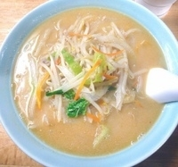 「野菜味噌ラーメン」@山久ラーメンの写真