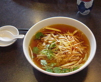 「ねぎチャーシューメン」@中華料理 太原の写真