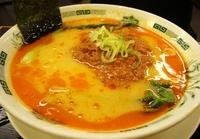「坦々麺 【580円】」@日高屋 松戸東口店の写真