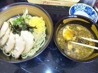 「つけ麺小¥650+チャーシュー¥200+半玉¥50」@らーめん 翔山の写真