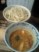 「かれつけ麺 大盛」@狼煙 〜NOROSHI〜の写真