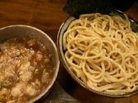 「つけ麺+刻みネギ(780円+100円)」@蝉時雨の写真