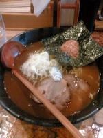 「にぼしらーめん:650円」@無双 三軒茶屋店の写真