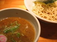 「塩つけめん(太麺)」@麺処 ZEROの写真