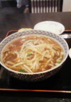 「サービスセット①(600円)」@中国料理 味彩の写真
