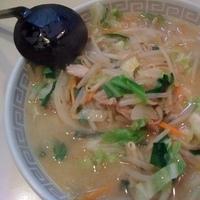 「みそタンメン(¥600)」@中華料理 やまやの写真