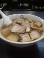 「焼豚ラーメン」@喜多方ラーメン 小法師 練馬中央店の写真