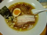 「拉麺 700円」@信濃神麺 烈士洵名 ラーメンスタジアム2店の写真