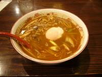 「黒ゴマ坦々麺」@圓家 春日井高山店の写真