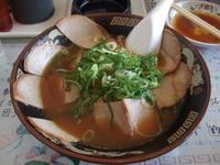 「チャーシュー麺」@餃子の王将 敦賀店の写真