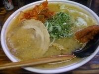 「キムチ味噌ラーメン(900円)」@姫らーめんの写真