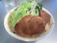 「ラーメン小(590円)ニンニク野菜」@ラーメン北郎の写真