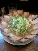 「たく味チャーシューメン:850円」@中華そば たく味の写真