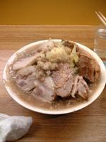 「豚ラーメン:850円」@ラーメン荘 夢を語れの写真