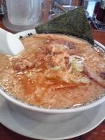 「秘蔵角煮ばんからラーメン」@東京豚骨拉麺 ばんから 熊谷店の写真