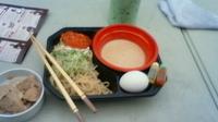 「アイバンラーメン+ローストトマト」@大つけ麺博 2009の写真