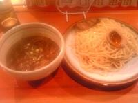 「黒味噌つけ麺」@水戸家らーめん 元祖六本木の写真