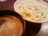 「超濃厚つけ麺」@濃厚中華そば・つけ麺 なおじの写真