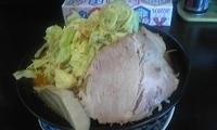 「野菜ラーメン(並)(辛い味)¥750」@麺屋 一心の写真