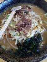 「味噌野菜ラーメン¥630」@ら〜めん龍太郎の写真