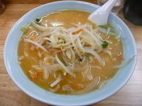 「味噌野菜(にんにく)」@山久ラーメンの写真