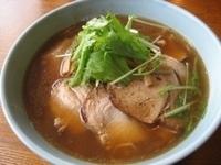 「煮干しちゃーしゅーめんにごり920円」@らーめん勝慧の写真