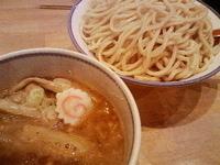 「つけ麺(中盛)」@麺屋 狢〜むじな〜の写真