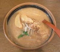 「北海道味噌らーめん(680円)」@蔵出し味噌 麺場千代商店の写真