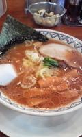 「魚介ラーメン」@東京豚骨拉麺 ばんから 熊谷店の写真