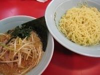 「ネギつけ麺 大盛 950円」@ラーメンショップ 福橋店の写真