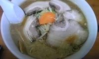 「味噌チャーシューメン¥720」@坂口ラーメンの写真