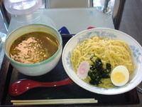 「つけめんチャーシュー(カレー)」@元祖つけ麺の味 東京らーめん 一福の写真