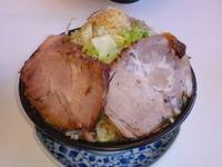 「野菜らーめん(並)+チャーシュー」@麺屋 一心の写真