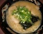 「ラーメン+焼き飯」@クーニャン ラーメン 赤のれんの写真